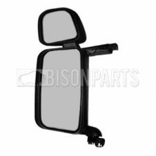 TWIN MIRROR HEAD ASSEMBLY PASSENGER SIDE LH