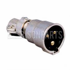 3 PIN ELECTRICAL PLUG - 24V / 5 AMP
