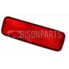 FORD TRANSIT CUSTOM (2012 ONWARDS) REAR RED REFLECTOR LH