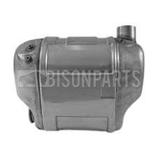 IVECO STRALIS EXHAUST SILENCER BOX