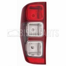 REAR TAIL LAMP LENS ONLY PASSENGER SIDE LH