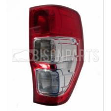 REAR TAIL LAMP COMPLETE WITH BULB HOLDER & BULBS DRIVERS SIDE RH