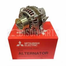 DENNIS ELITE 2 & VOLVO FE I, II & II & FL I, II & III ALTERNATOR 24V 100AMP 10 GROOVE GENUINE OEM VERSION