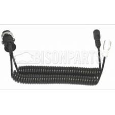 EBS 24 VOLT ELECTRICAL ADAPTOR COIL 15 CORE C/W 2 7 PIN PLUGS & 1 15 PIN PLUG 4.0 M WORKING LENGTH