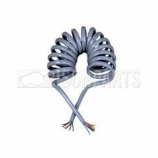 24 VOLT GREY ELECTRICAL COIL NO PLUGS 4.0 M WORKING LENGTH
