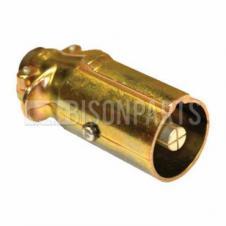 1 PIN RETURN SOCKET 24 VOLT 300 / 400 AMPS