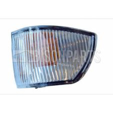 CLEAR MIRROR INDICATOR LENS DRIVER RH
