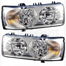 HEADLAMPS ASSEMBLIES RH & LH (PAIR)