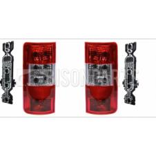 PANEL VAN REAR COMBINATION LAMPS & BULB HOLDERS RH & LH