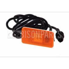 AMBER LED MARKER LAMP 24 VOLT FITS RH OR LH