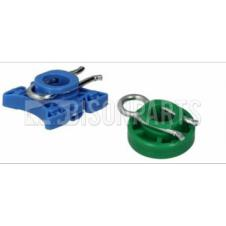 WINDOW REGULATOR SLIDER CLIP - ROUND & SQUARE SET
