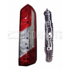 FORD TRANSIT MK8 2014 ONWARDS REAR LAMP & BULB HOLDER RH