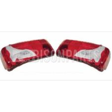 Mercedes Sprinter VW Crafter Rear Tail Light Lamp LC8 Lens - LH & RH (Pair Of) *Genuine Vignal
