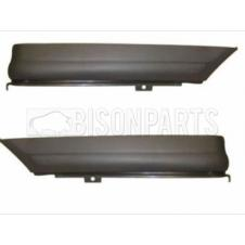 FORD TRANSIT MK6 & MK7 2000 - 2013 (SHORT, MEDIUM, LONG WHEEL BASE MODELS) REAR UPPER BUMPER CORNERS RH & LH