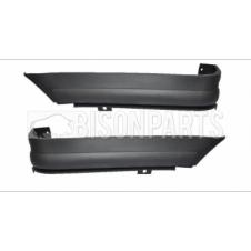 FORD TRANSIT MK6 & MK7 (SINGLE DOOR) 2000 - 2013 REAR UPPER BUMPER CORNERS LH &  RH