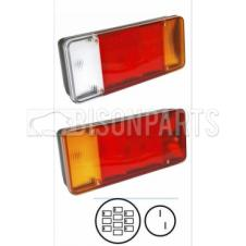IVECO EUROCARGO & DAILY TIPPER REAR COMBINATION LAMPS RH & LH