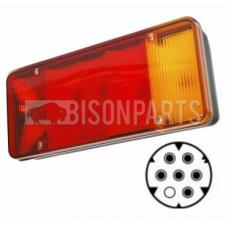 IVECO EUROCARGO & DAILY TIPPER REAR COMBINATION LAMP RH