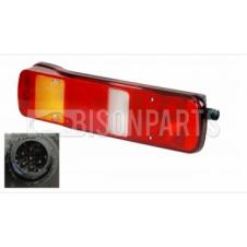 VOLVO FH & FM 2008 ONWARDS REAR COMBINATION LAMP WITH NUMBER PLATE LAMP LH