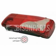 REAR TAIL LAMP DRIVER SIDE RH