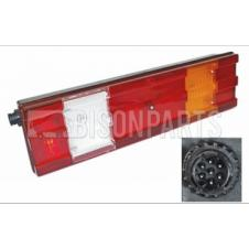 MERCEDES ACTROS, ATEGO & AXOR REAR COMBINATION LAMP RH
