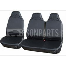 UNIVERSAL SEAT COVERS  - SINGLE SEAT & TWIN SEAT SET