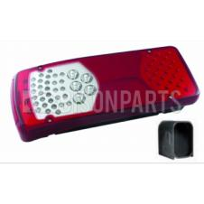 DAF CF & XF EURO 6 2013 ONWARDS REAR LED COMBINATION LAMP WITH NUMBER PLATE LAMP LH