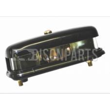 Number Plate Registration Lamp - BULB TYPE
