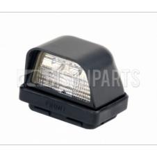 Number Plate Registration Lamp - LED 12/24 VOLT