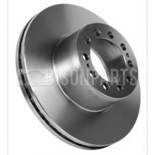 MERCEDES ACTROS MP1, 2 & 3, AXOR I & II & ECONIC FRONT BRAKE DISC