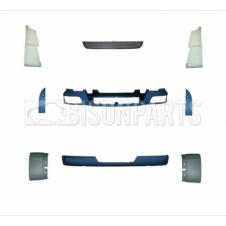 DAF LF45, LF55 (2001-2006) FRONT END REPAIR KIT *CONSISTS OF 9 BODY PANELS, SEE DESCRIPTION AND PHOTOS