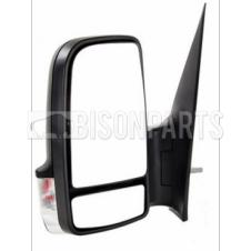 MANUAL MIRROR HEAD PASSENGER SIDE LH