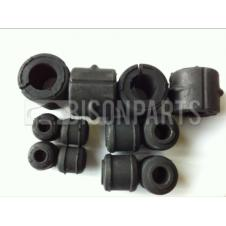 MERCEDES ATEGO / ACTROS FRONT AND REAR ANTI ROLL BAR BUSH KIT (16 BUSHES)