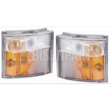 FRONT INDICATORS & SIDE LIGHTS RH & LH (PAIR)