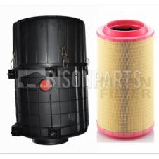 AIR FILTER HOUSING BOX WITH LID & AIR FILTER