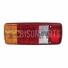 UNIVERSAL REAR COMBINATION LAMP WITH NUMBER PLATE LAMP PASSENGER SIDE LH