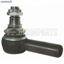 Daf / Iveco / Renault / Scania Tie Rod / Drag Link End With Castle Nut And Split-Pin LHT (M30 x 1,5 L120mm) Lemforder