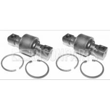 DAF CF75 & CF85 & IVECO EUROCARGO REAR SUSPENSION TORQUE ROD BUSH REPAIR KIT (PAIR)