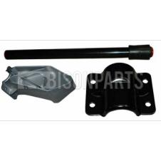 REAR WING STAY & BRACKET ASSEMBLY FITS RH OR LH