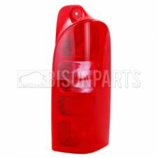 NISSAN, RENAULT & VAUXHALL REAR TAIL LAMP LENS DRIVERS SIDE RH