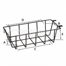 UNIVERSAL REAR LAMP PROTECTIVE WIRE CAGE