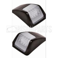 VOLVO FH & FM VERSION 3 2009-2013  FRONT LED INDICATORS & COVERS RH & LH (PAIR)