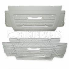 MAN TGX (2007 - 2013) FRONT MAIN GRILLE PANEL / BONNET