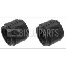 FRONT SUSPENSION ANTI ROLL BAR CENTRE WRAP BUSH (PAIR)
