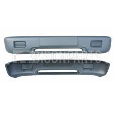 NISSAN CABSTAR (1992-2006) FRONT BUMPER WITHOUT SPOT LAMP HOLES (PLASTIC)