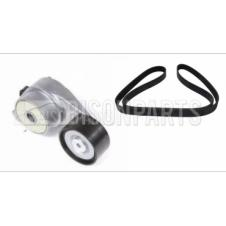 MAN TGA, TGL, TGM, TGS & TGX 2000-2013 BELT TENSIONER & POLY V BELT 8PK 1275MM