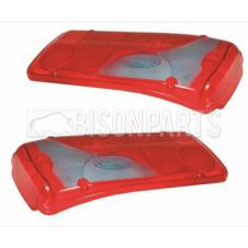 MAN TGA, TGE, TGL, TGM, TGS & TGX REAR COMBINATION LAMP LENS RH & LH