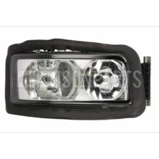 MAN TGA, TGL, TGM, TGS 2000-2013 HEADLAMP (MANUAL ADJUST) DRIVER SIDE RH
