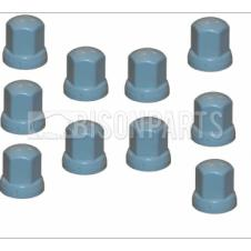 RENAULT & VOLVO WHEEL NUT COVER TO SUIT 33MM A/F NUTS (PKT 10)