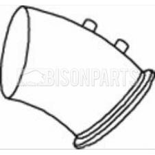 RENAULT KERAX 1997-2013 EXHAUST DOWNPIPE SECTION