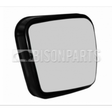 DAF, RENAULT & VOLVO 2006-2013 HEATED & MANUAL WIDE ANGLE MIRROR HEAD PASSENGER SIDE LH